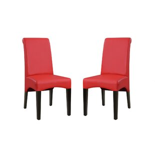 Bagshaw Upholstered Dining Chair (Set of 2)