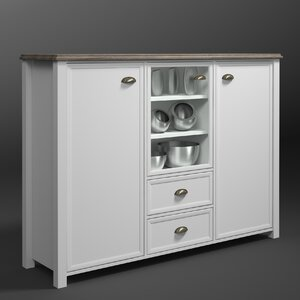 Highboard Chateau von Hokku Designs
