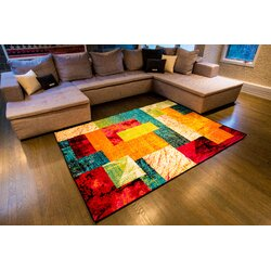 frequently bought together - Colorful Area Rugs