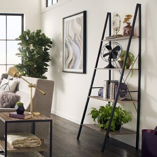 Bathroom Ladder Shelf | Wayfair