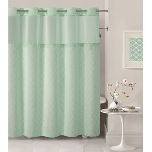 Hookless Shower Curtains Youll Love