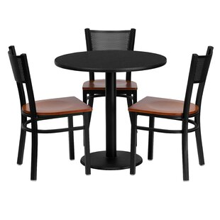 Deepraj 4 Piece Dining Set