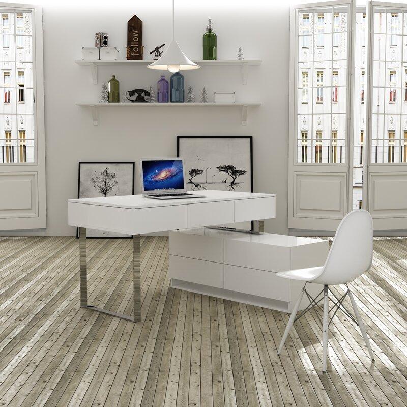 Cool Modern Computer Desk Decoration