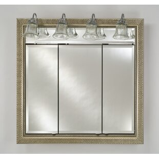 Eagle 34 X Recessed Medicine Cabinet With Lighting