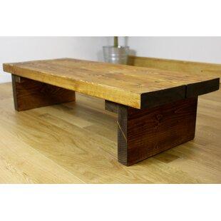 Diamond Hill Rustic Coffee Table