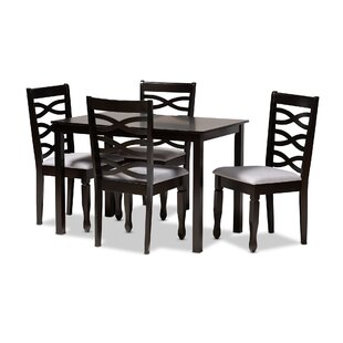Sesco 5 Piece Dining Set