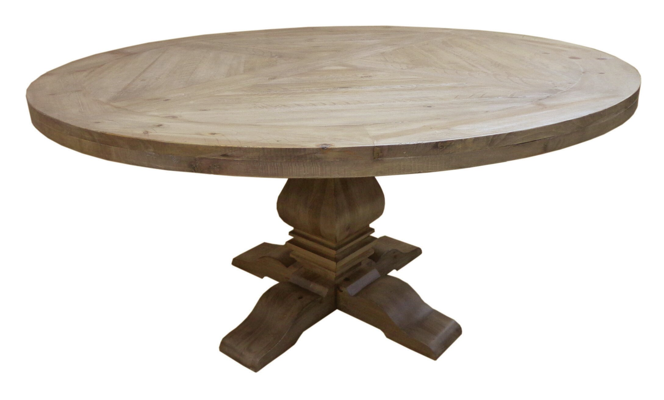 Magaw solid wood dining table reviews joss main