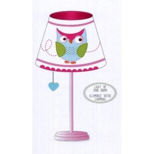 Etamin Kids Owl 13 Table Lamp