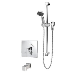 Shower System With Tub Spout Wayfair