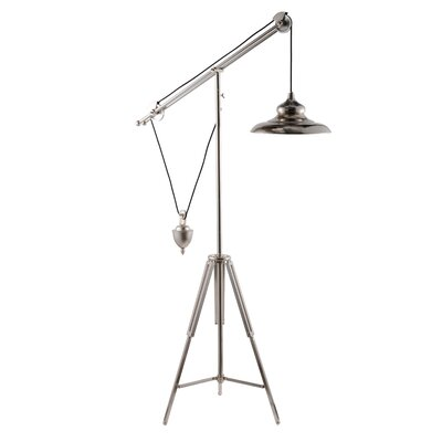 Amoralighting tiffany style 62 arched floor lamp reviews wayfair canady balancing 72 floor lamp mozeypictures Image collections