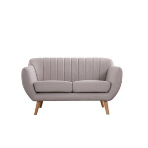Villalba Sophisticated and Stylish Standard Loveseat by George Oliver