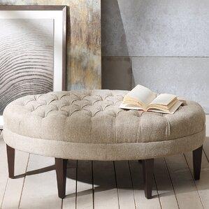 Alvara Upholstered Ottoman