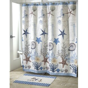 Incroyable Antigua Shower Curtain