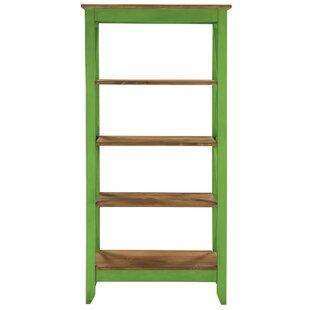 solid pine bookcase wayfair rh wayfair com