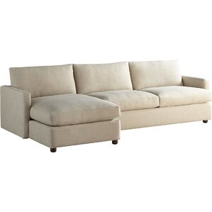 Asher Sectional  sc 1 st  AllModern : goose down sectional sofa - Sectionals, Sofas & Couches