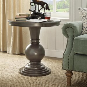 Round End Side Tables Youll Love