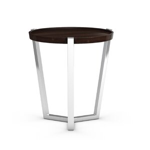 Cirque End Table by Caravel