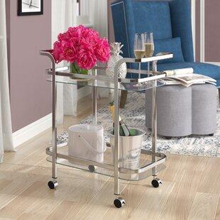 Keesler Bar Cart