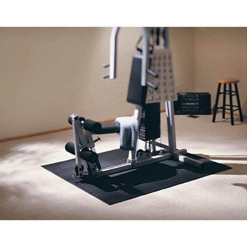 Supermats gym mat & reviews wayfair