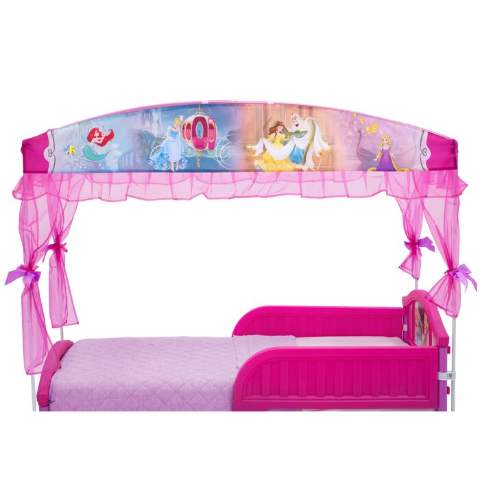 Delta Childrens Products Disney Princess Canopy Toddler Bed Instructions