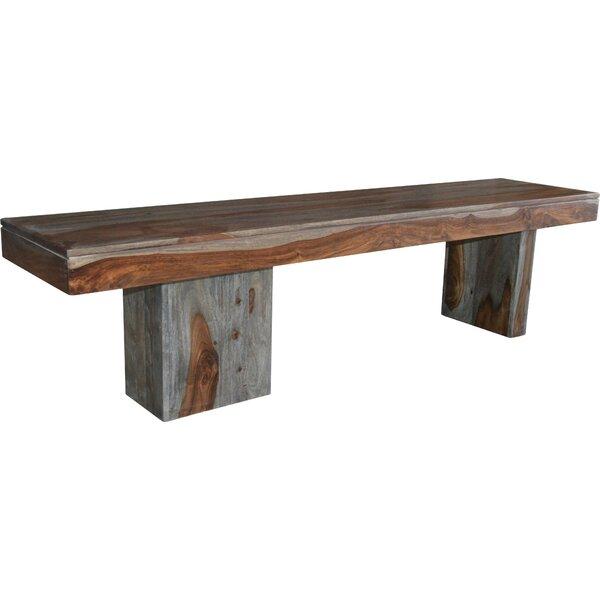 Coast to Coast Imports Wooden Bench & Reviews | Wayfair