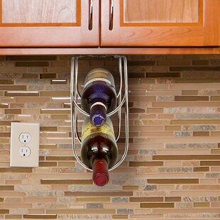 Sorbus® 2 Bottle Hanging Wine Rack