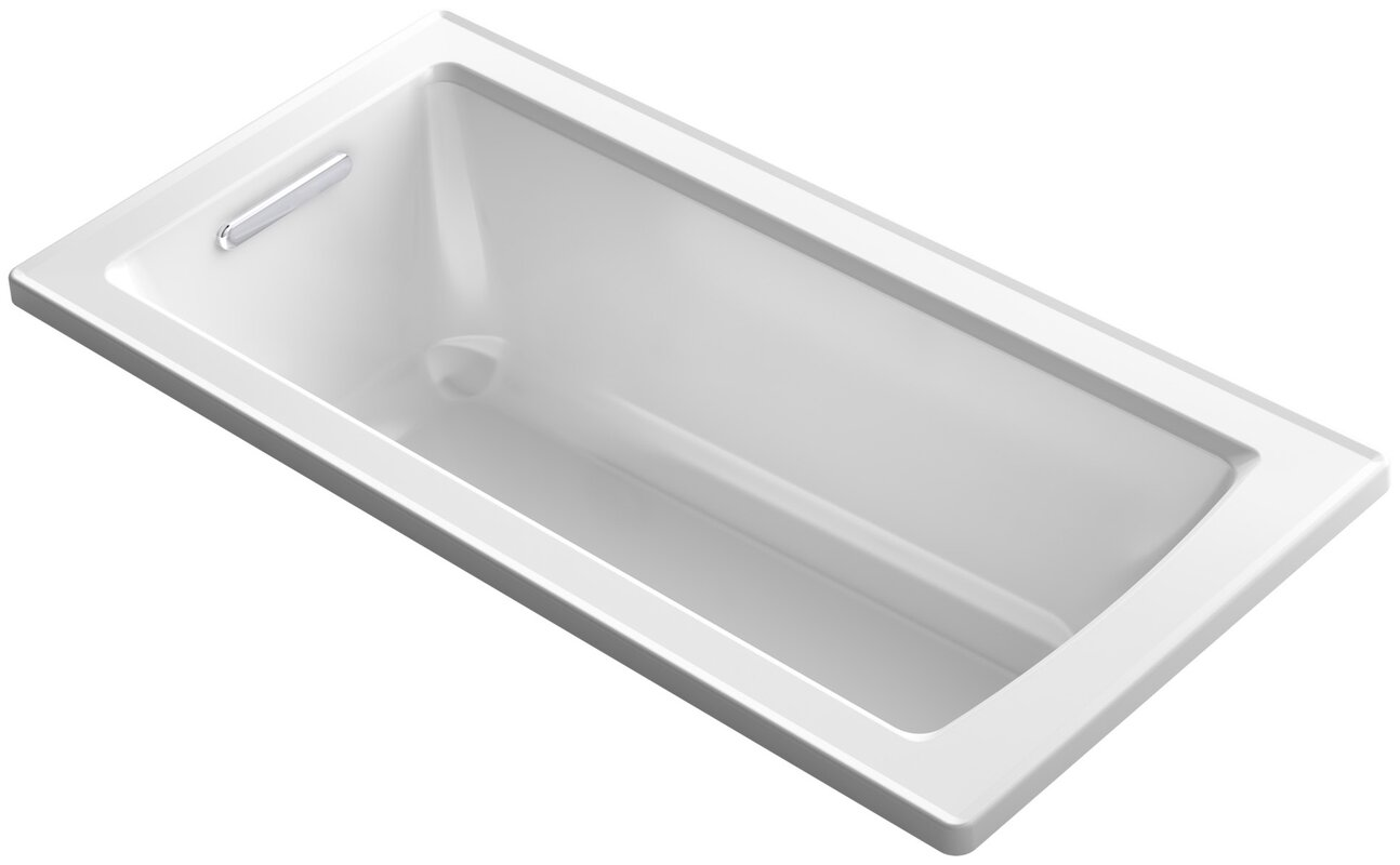 acrylic soaking tub 60 x 30. archer 60\ acrylic soaking tub 60 x 30 0