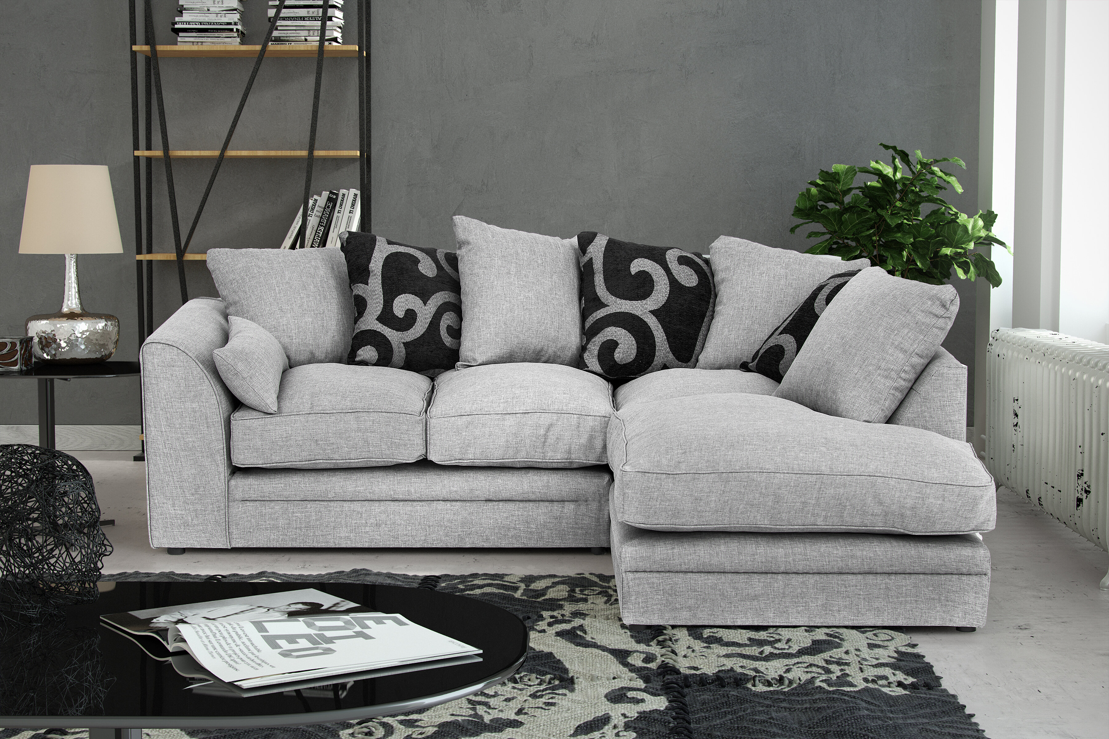 17 Stories Small Corner Sofa Wayfair Co Uk