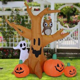 outdoor halloween decorations wayfair co uk