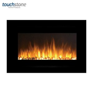 Forte Wall Mount Electric Fireplace by Touchstone
