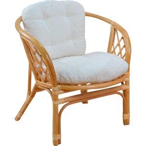 2-tlg. Sesseln mit Kissen von Home & Haus