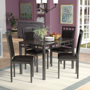 Bernice 5 Piece Dining Set
