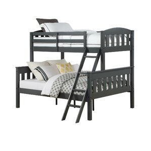 suzanne twin over full bunk bed - Bed