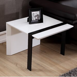 Director End Table by B-Modern