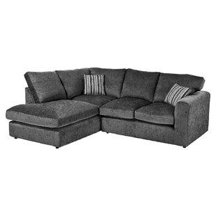 Grey Corner Sofas You\'ll Love | Wayfair.co.uk