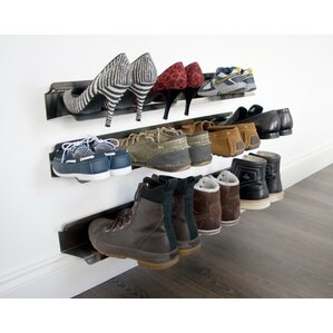 shoe furniture. horizontal 1tier 5 pair shoe rack furniture y