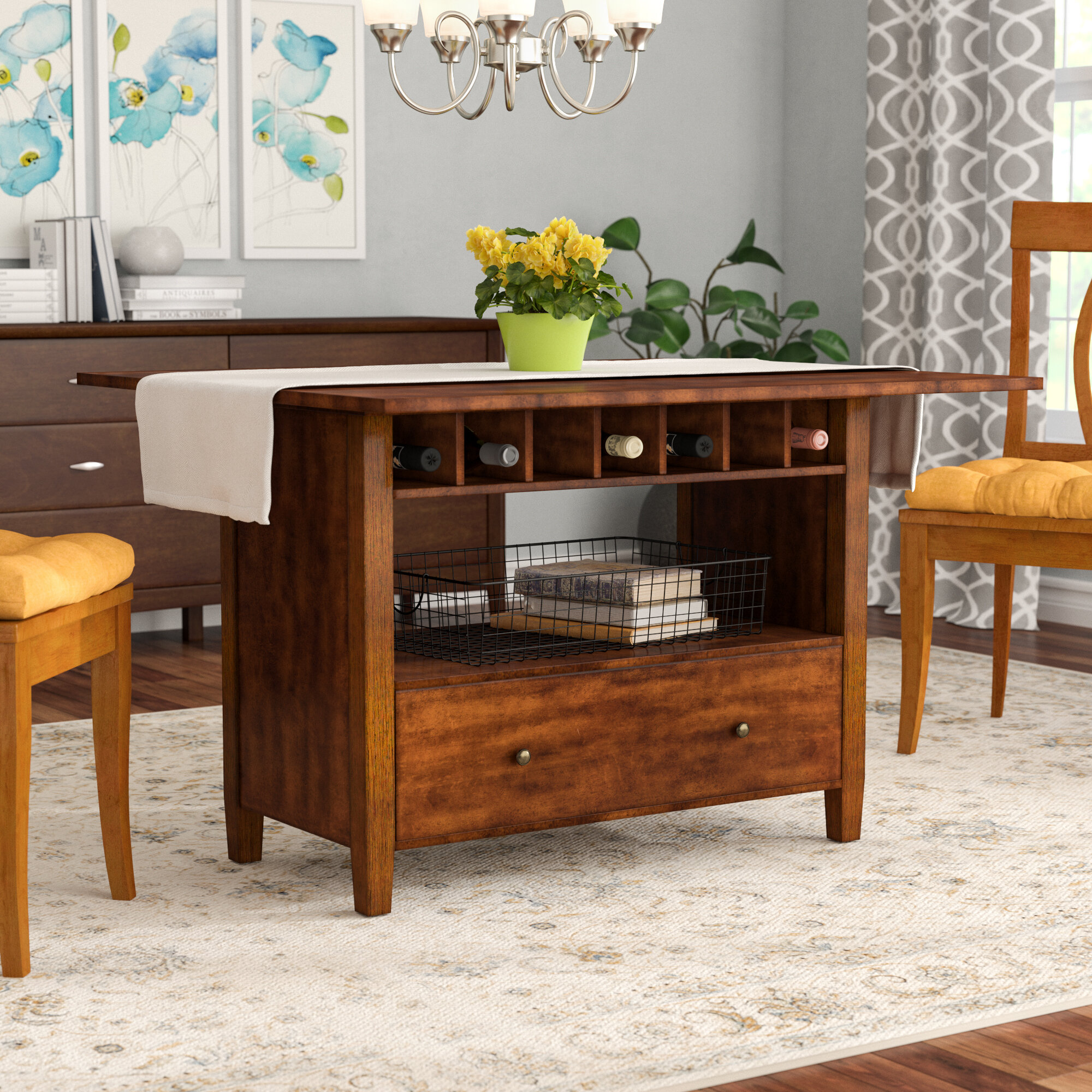 Super Drop Leaf Dining Tables Youll Love In 2019 Wayfair Interior Design Ideas Philsoteloinfo
