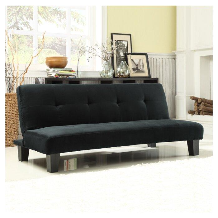 Tufted Convert-a-Couch Sleeper Sofa