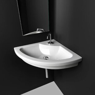 . Small Bathroom Corner Sinks   Wayfair