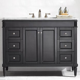 48 inch bathroom vanities wayfair rh wayfair com bathroom vanities 48 inch with top bathroom vanities 48 inch home depot