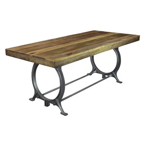 Carbone Dining Table by 17 Stories