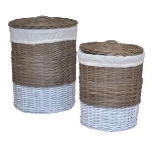 Laundry Basket Set by Home & Haus