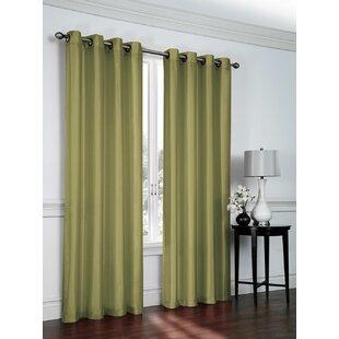 Mint Green Sheer Curtains