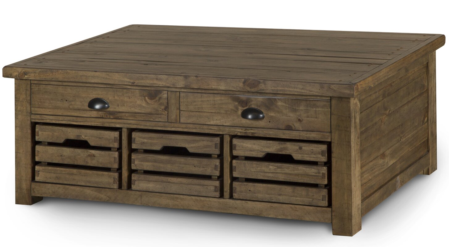 moorhouse lift top cocktail table with storage reviews joss main. Black Bedroom Furniture Sets. Home Design Ideas