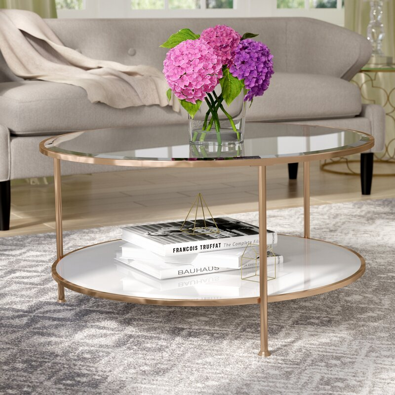Jamiya Coffee Table Reviews Birch Lane