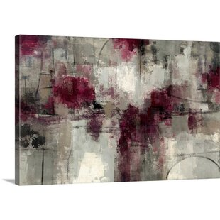 U0027Stone Gardensu0027 By Silvia Vassileva Painting Print On Canvas