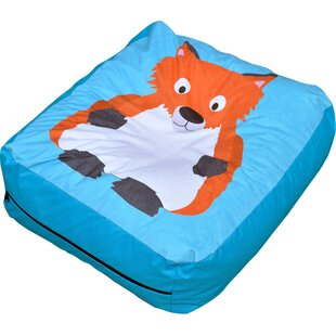 Fox Bean Bag Chair by Sport and Playbase