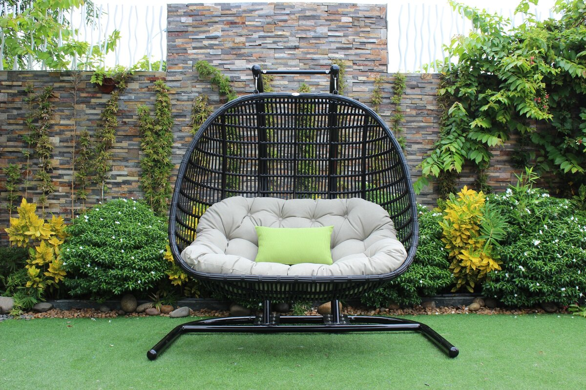 Merveilleux Greenburgh Outdoor Swing Chair