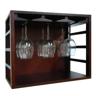 Stackable Tabletop Wine Glass Rack
