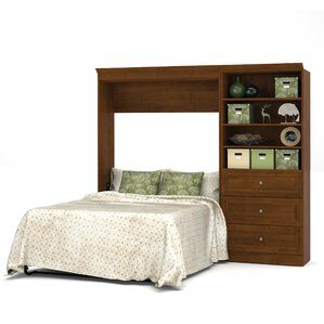 Acevedo Full/Double Storage Murphy Bed by Latitude Run
